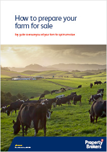 How to prepare your farm for sale