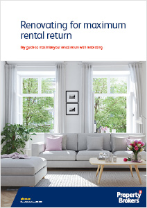 Renovating for maximum rental return