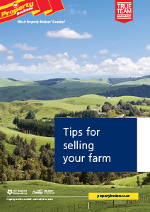 Ten tips for selling your farm