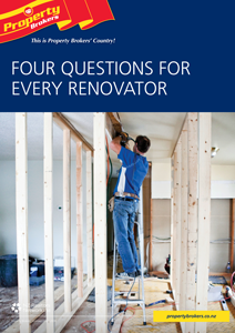 4 questions for every renovator